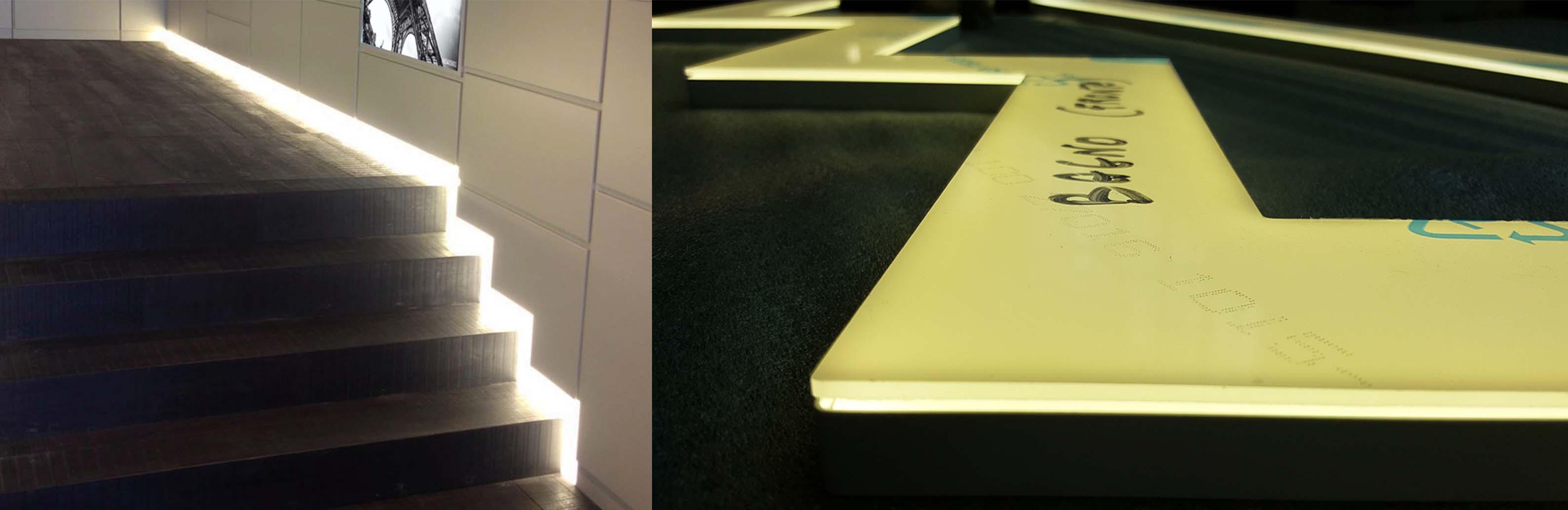 Pannelli Luminosi a Led - Photoled